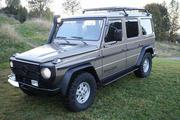 1999,  Mercedes-Benz G300 TD Prestige in excellent condition